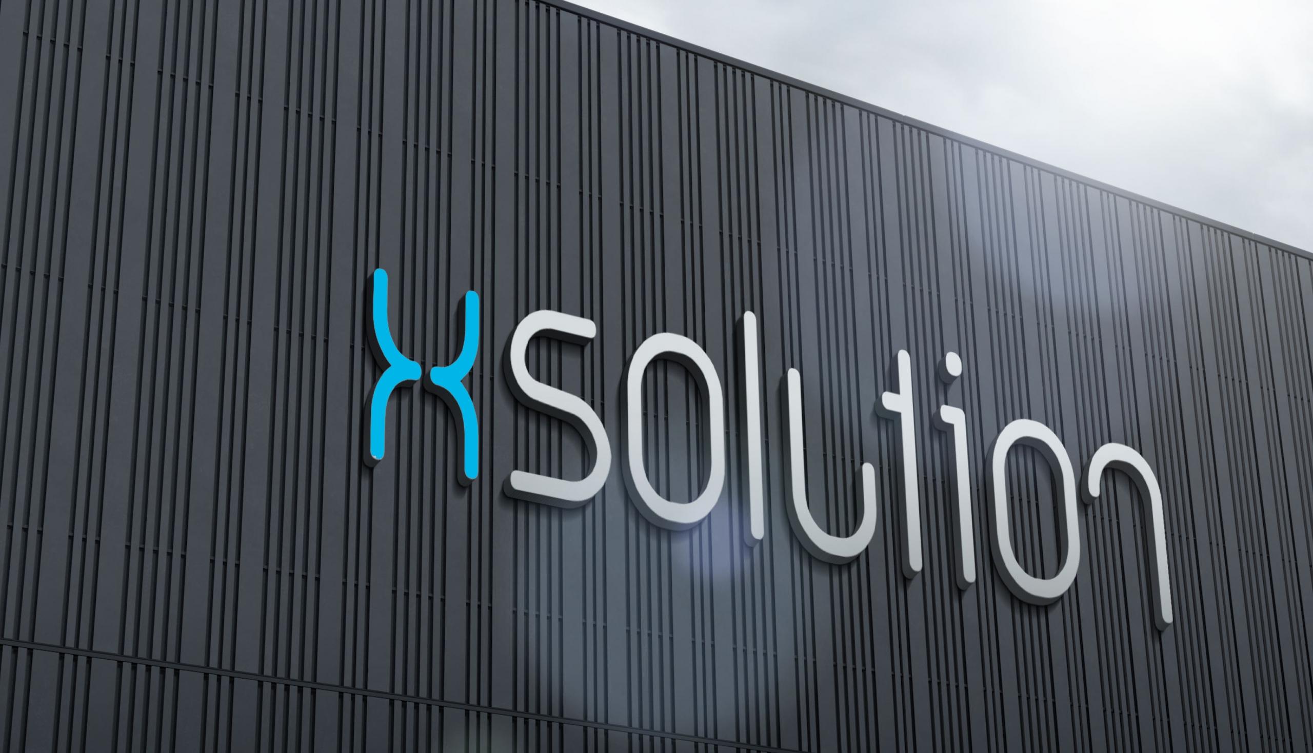 Branding und Kommunikation für X solution – stilvoll°